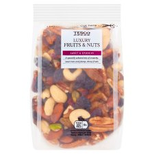 Tesco Wholefood Luxury Fruit And Nut Mix 300G