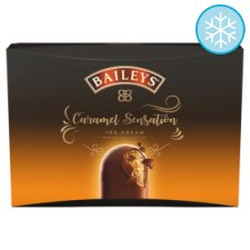 Baileys Caramel Sensation Ice Cream 4X90ml