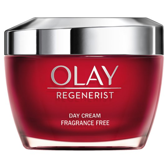 image 1 of Olay Regenerist 3 Point Fragrance Free Day Cream 50Ml