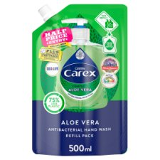 Carex Aloe Handwash Refill 500Ml