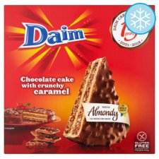 Almondy Daim Chocolate Cake 400G