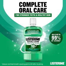 image 2 of Listerine Teeth And Gum Mouthwash 500Ml