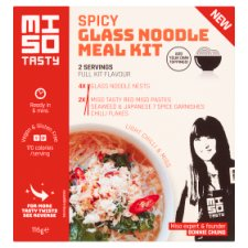 Miso Tasty Spicy Glass Noodle Kit 116G
