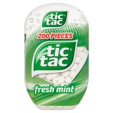 image 1 of Tic Tac Fresh Mint Bottle Pack 98G