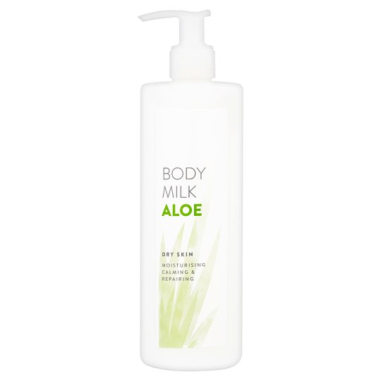 Scosmetics Body Milk Aloe 400Ml