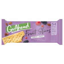 Mcvitie Go Ahead Forest Fruit Slices 5X43.5G