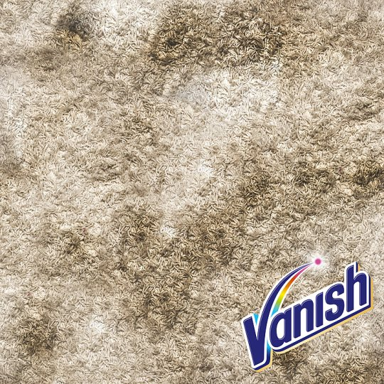 Vanish Gold Carpet Care Foam 600Ml