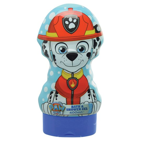 Paw Patrol Shaped Bath And Shower Gel 400Ml - Tesco Groceries