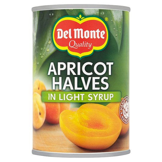 Del Monte Apricot Halves In Syrup 410G