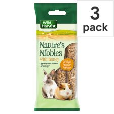 Rotastak Honey Nut Nibble Sticks 3 Sticks, 95G