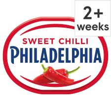 Philadelphia Light Soft Cheese With Sweet Chilli 170 G