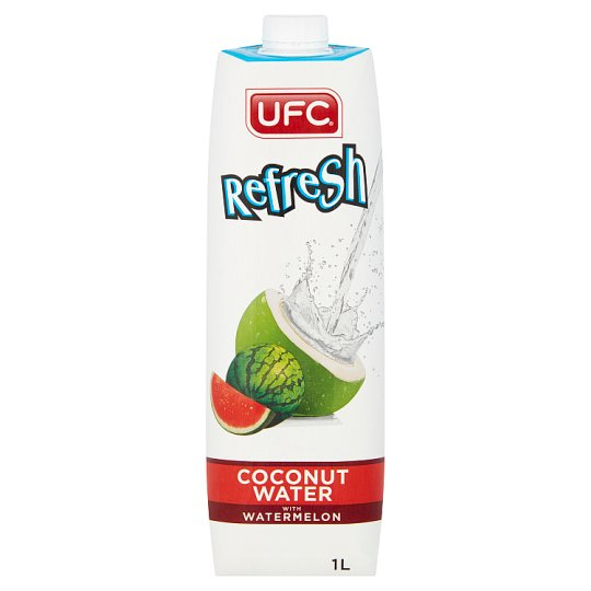 Ufc Refresh Coconut Water With Watermelon 1L