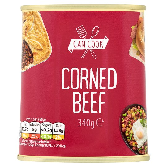 Can Cook Corned Beef 340G