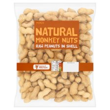 Tesco Monkey Nuts 400G