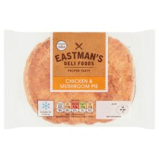Eastmans Chicken And Mushroom Pie 150G