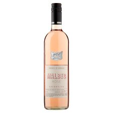 Tesco Finest Argentinian Malbec Rose 75Cl