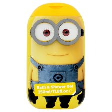 Minions Bath And Shower Gel 350Ml