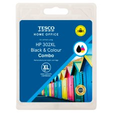 Tesco Hp 302 Xl Multipack