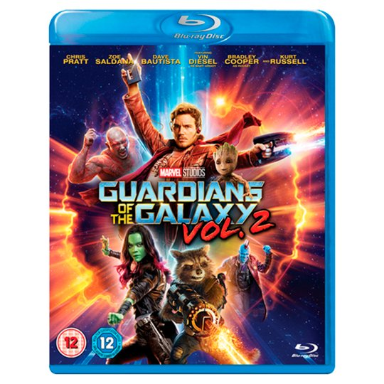 Guardians Of The Galaxy Vol. 2 Bd