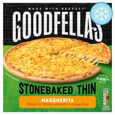 Goodfella's Stonebaked Thin Margherita Pizza 345G