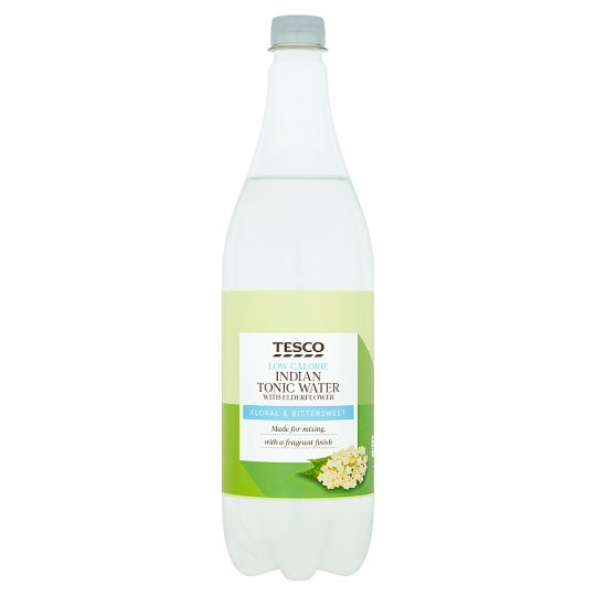 T.Low Calorie Indian Tonic Water With Elderflower 1L
