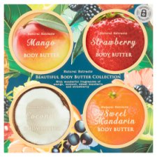 Natural Extracts Beautiful Body Butter Set
