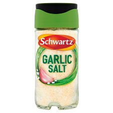 Schwartz Garlic Salt 73G Jar