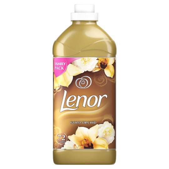 Lenor Infusion Fabric Conditioner Gold 72 Washes 1.8L