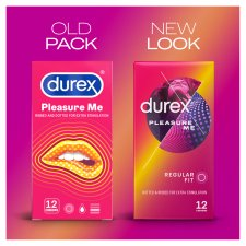 image 2 of Durex Pleasure Me 12'S