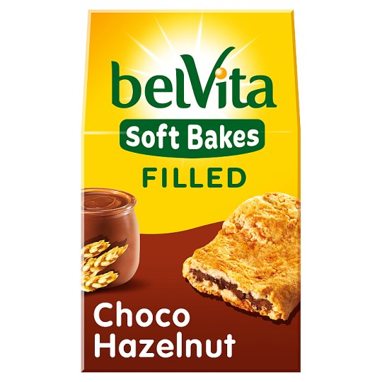 image 1 of Belvita Soft Filled Chocolate Biscuits 250G