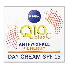 Nivea Q10 Plus C Energy Day Care Spf 15 50Ml