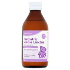 Bells Paediatric Simple Linctus 200Ml