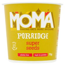 Moma Porridge Super Seeds 70G