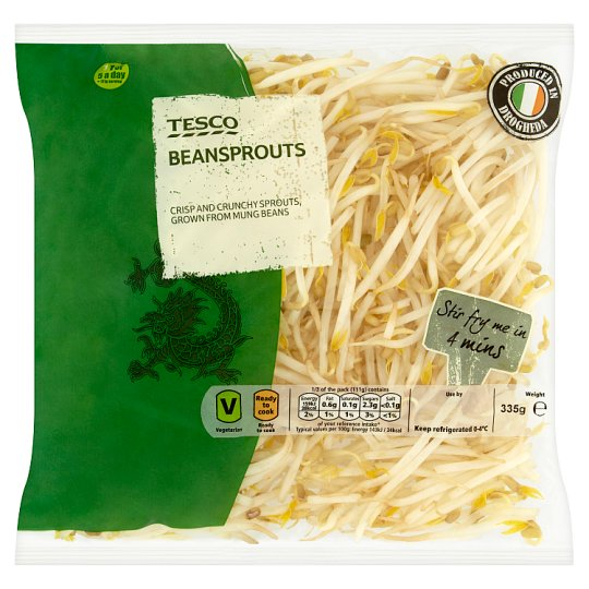 Tesco Beansprouts 370G
