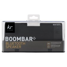 Kitsound Boombar Plus Black