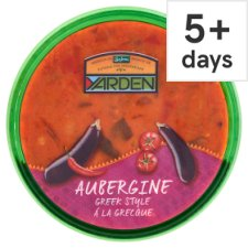 Yarden Greek Aubergine Dip 250G