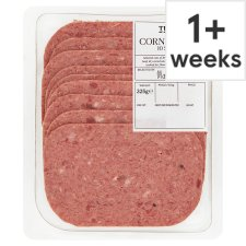 Tesco The Deli Corned Beef 10 Slices, 325 G