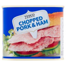Tesco Chopped Pork And Ham 300G