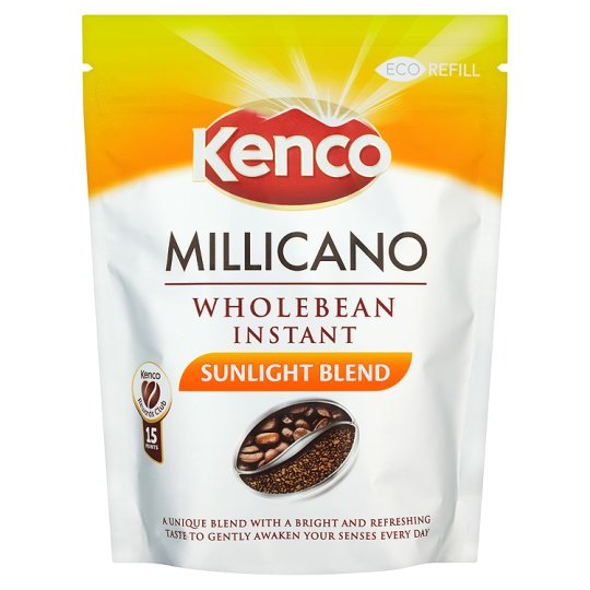 Kenco Millicano Sunlight Blend Instant Coffee Refill 80G