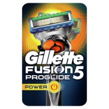 Gillette Fusion Proglide Power Razor With Flexball Technology