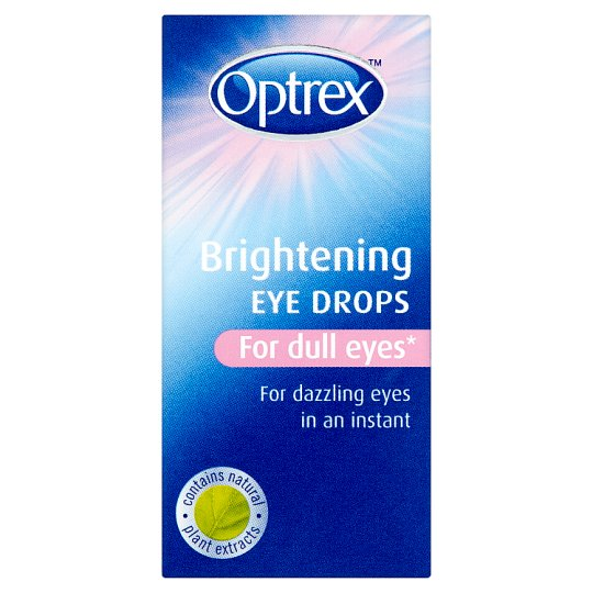 image 1 of Optrex Brightening Drops 10Ml