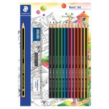Staedtler Noris Colour Pencil Stationery Set
