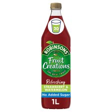 Robinsons Creations Strawberry Watermelon 1L