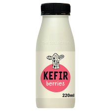 Collective Dairy Kefir Berries & Hibiscus 220Ml