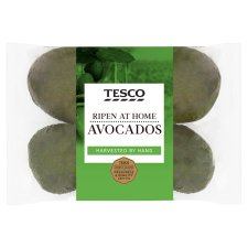 Tesco Ripen At Home Hass Avocados