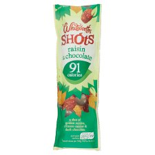Whitworths Raisin And Choco Shot 25G