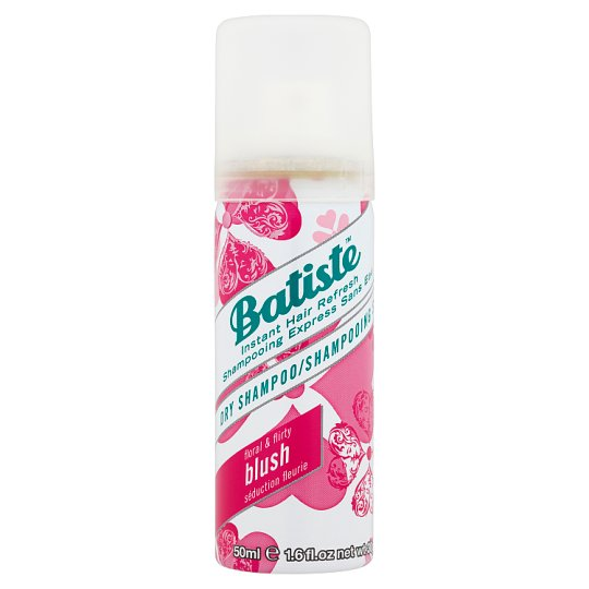 Batiste Dry Shampoo 50Ml-Blush