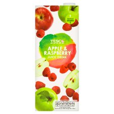 Tesco Apple And Raspberry Juice Drink 1.5 Litre