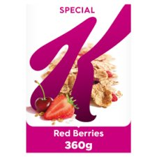Kellogg's Special K Red Berries Cereal 360G
