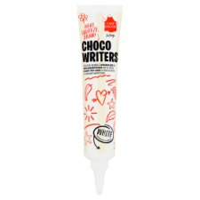 Cake Decor Choco Writer White Chocolate 80G
